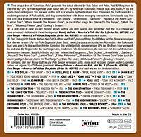 American Folk, 10 CDs - Produktdetailbild 1