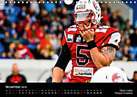 American Football - Quarterbacks im Süden Deutschlands (Wandkalender 2018 DIN A4 quer) - Produktdetailbild 11