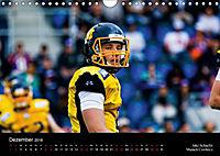 American Football - Quarterbacks im Süden Deutschlands (Wandkalender 2018 DIN A4 quer) - Produktdetailbild 12