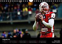 American Football - Quarterbacks im Süden Deutschlands (Wandkalender 2018 DIN A4 quer) - Produktdetailbild 8