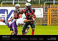 American Football - Quarterbacks im Süden Deutschlands (Wandkalender 2018 DIN A4 quer) - Produktdetailbild 10