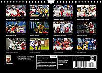 American Football - Quarterbacks im Süden Deutschlands (Wandkalender 2018 DIN A4 quer) - Produktdetailbild 13