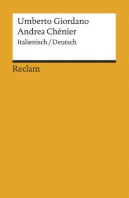 Andrea Chénier (Libretto), Umberto Giordano, Luigi Illica