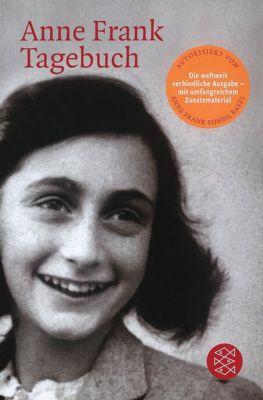 Anne Frank Tagebuch, Anne Frank