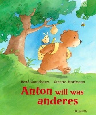 Anton will was anderes, René Gouichoux, Ginette Hoffmann