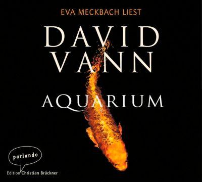 Aquarium, 6 Audio-CDs, David Vann
