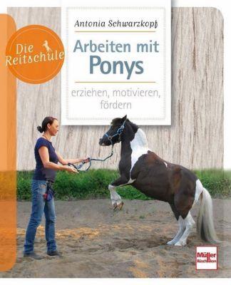 Arbeiten mit Ponys, Antonia Schwarzkopf