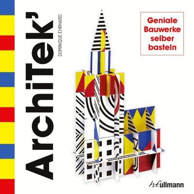ArchiTek', Pappkarten-Bastelbuch, Dominique Ehrhard