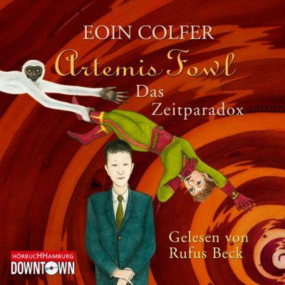 Artemis Fowl - Das Zeitparadox, 6 Audio-CDs, Eoin Colfer