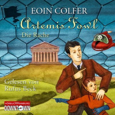 Artemis Fowl - Die Rache, 5 Audio-CDs, Eoin Colfer