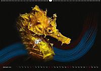 Artwork Unterwasser - Erlebnis Tauchen (Wandkalender 2018 DIN A2 quer) - Produktdetailbild 1