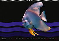 Artwork Unterwasser - Erlebnis Tauchen (Wandkalender 2018 DIN A2 quer) - Produktdetailbild 3