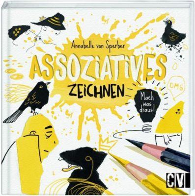 Assoziatives Zeichnen, Annabelle von Sperber