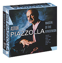 Astor Piazzolla - Master of the Bandoneon, 10 CDs - Produktdetailbild 1