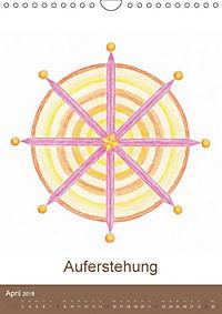 Atlantisheilsymbole (Wandkalender 2018 DIN A4 hoch) Dieser erfolgreiche Kalender wurde dieses Jahr mit gleichen Bildern - Produktdetailbild 4