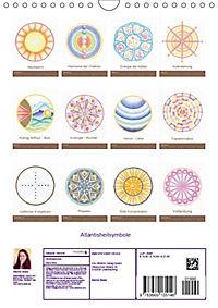 Atlantisheilsymbole (Wandkalender 2018 DIN A4 hoch) Dieser erfolgreiche Kalender wurde dieses Jahr mit gleichen Bildern - Produktdetailbild 13