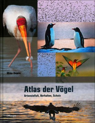 Atlas der Vögel, Mike Unwin