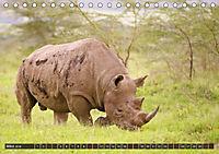 Auf Safari in Kenia 2018 (Tischkalender 2018 DIN A5 quer) - Produktdetailbild 3