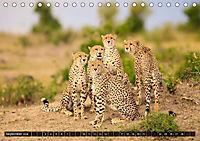 Auf Safari in Kenia 2018 (Tischkalender 2018 DIN A5 quer) - Produktdetailbild 9