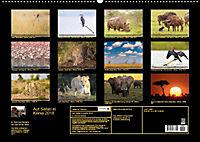 Auf Safari in Kenia 2018 (Wandkalender 2018 DIN A2 quer) - Produktdetailbild 2