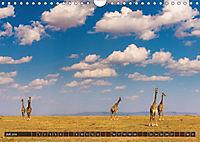 Auf Safari in Kenia 2018 (Wandkalender 2018 DIN A4 quer) - Produktdetailbild 6