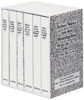 Aus dem Bleistiftgebiet, 6 Bde.: Mikrogramme 1924-1933, 6 Bde., Robert Walser