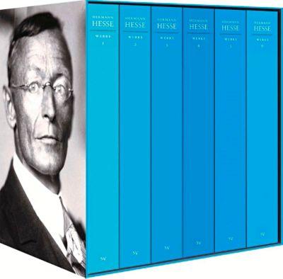Ausgewählte Werke in sechs Bänden, Hermann Hesse
