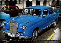 Auto-Legenden: Mercedes 180 (Wandkalender 2018 DIN A3 quer) Dieser erfolgreiche Kalender wurde dieses Jahr mit gleichen - Produktdetailbild 8
