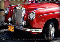 Auto-Legenden: Mercedes 180 (Wandkalender 2018 DIN A3 quer) Dieser erfolgreiche Kalender wurde dieses Jahr mit gleichen - Produktdetailbild 4