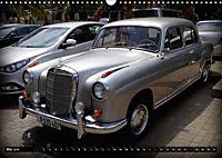 Auto-Legenden: Mercedes 180 (Wandkalender 2018 DIN A3 quer) Dieser erfolgreiche Kalender wurde dieses Jahr mit gleichen - Produktdetailbild 5