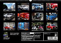 Auto-Legenden: Mercedes 180 (Wandkalender 2018 DIN A3 quer) Dieser erfolgreiche Kalender wurde dieses Jahr mit gleichen - Produktdetailbild 13