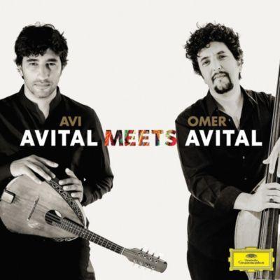Avital Meets Avital, Avi Avital, Omer Avital