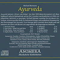 Ayurveda, CD - Produktdetailbild 1