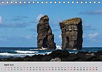 Azoren - São Miguel (Tischkalender 2018 DIN A5 quer) Dieser erfolgreiche Kalender wurde dieses Jahr mit gleichen Bildern - Produktdetailbild 4