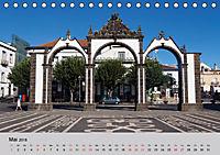 Azoren - São Miguel (Tischkalender 2018 DIN A5 quer) Dieser erfolgreiche Kalender wurde dieses Jahr mit gleichen Bildern - Produktdetailbild 5