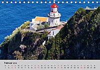 Azoren - São Miguel (Tischkalender 2018 DIN A5 quer) Dieser erfolgreiche Kalender wurde dieses Jahr mit gleichen Bildern - Produktdetailbild 2
