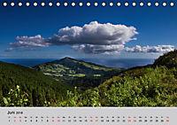 Azoren - São Miguel (Tischkalender 2018 DIN A5 quer) Dieser erfolgreiche Kalender wurde dieses Jahr mit gleichen Bildern - Produktdetailbild 6