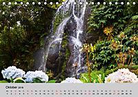 Azoren - São Miguel (Tischkalender 2018 DIN A5 quer) Dieser erfolgreiche Kalender wurde dieses Jahr mit gleichen Bildern - Produktdetailbild 10