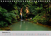 Azoren - São Miguel (Tischkalender 2018 DIN A5 quer) Dieser erfolgreiche Kalender wurde dieses Jahr mit gleichen Bildern - Produktdetailbild 9