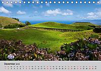 Azoren - São Miguel (Tischkalender 2018 DIN A5 quer) Dieser erfolgreiche Kalender wurde dieses Jahr mit gleichen Bildern - Produktdetailbild 12