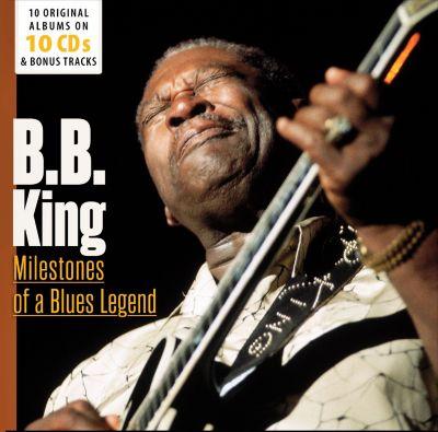 B.B. King - Milestones of a Blues Legend, B. B. King