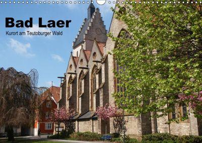 Bad Laer, Kurort am Teutoburger Wald (Wandkalender 2018 DIN A3 quer), Martin Peitz