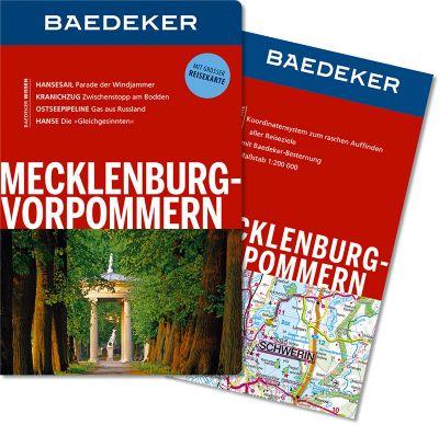 Baedeker Mecklenburg-Vorpommern, Christine Berger, Jürgen Sorges