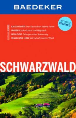 Baedeker Reiseführer Schwarzwald, Helmut Linde