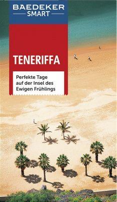 Baedeker Smart Teneriffa, mit Reisekarte, Damian Simonis, Lindsay Hunt, Lindsay Bennett, Rolf Goetz