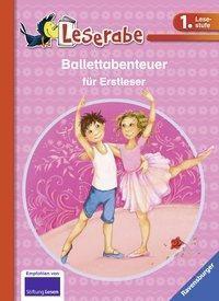 Ballettabenteuer für Erstleser, Julia Breitenöder, Maja Von Vogel