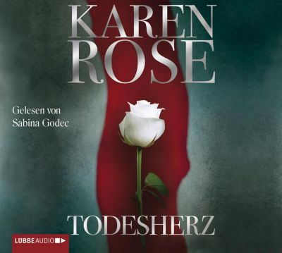 Baltimore Band 1: Todesherz, 6 CDs, Karen Rose