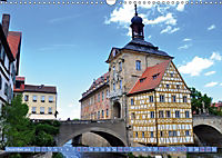 Bamberg - Alte Universitätsstadt an der Regnitz (Wandkalender 2018 DIN A3 quer) Dieser erfolgreiche Kalender wurde diese - Produktdetailbild 12