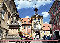 Bamberg - Alte Universitätsstadt an der Regnitz (Wandkalender 2018 DIN A3 quer) Dieser erfolgreiche Kalender wurde diese - Produktdetailbild 11