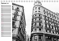 Barcelona Schwarz / Weiß Impressionen (Tischkalender 2019 DIN A5 quer) - Produktdetailbild 2